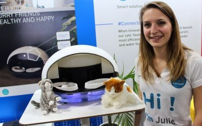 Julie Leleu, Co-Founder, Catspad