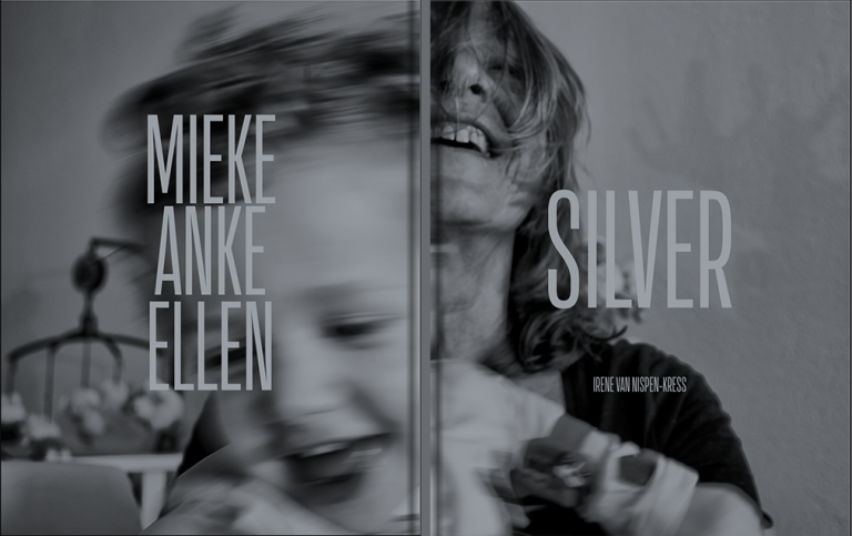Silver Stories by Irene Van Nispen Kress